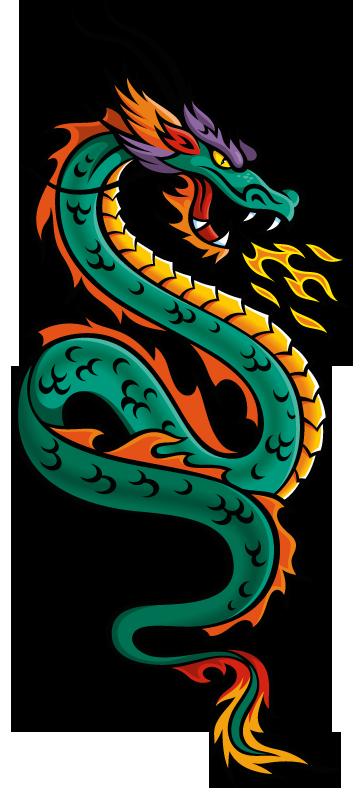 chinese new year dragon clip art - photo #33