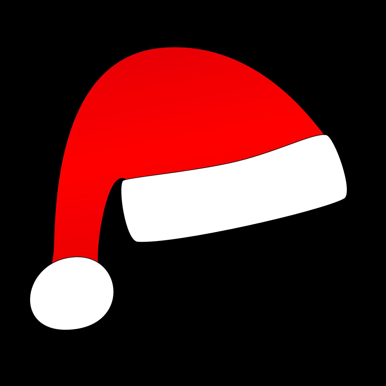 Cartoon santa hat clipart best