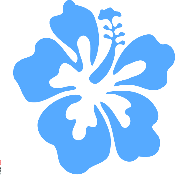 Tropical Clipart Flower - ClipArt Best