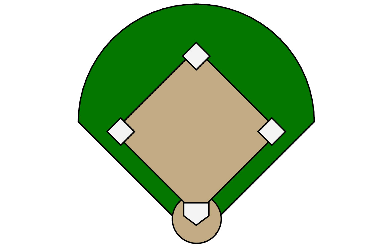softball field cartoon free cliparts that you can download to you ...
