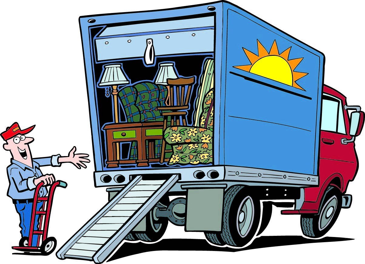 Moving Van - ClipArt Best