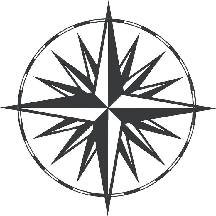 Blank compass rose worksheet free