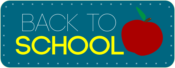 Free clipart of back to school