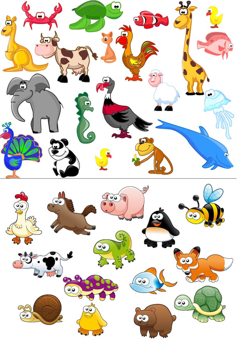 pinterest clipart animals - photo #7