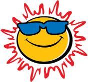 Hot Summer Clip Art - ClipArt Best