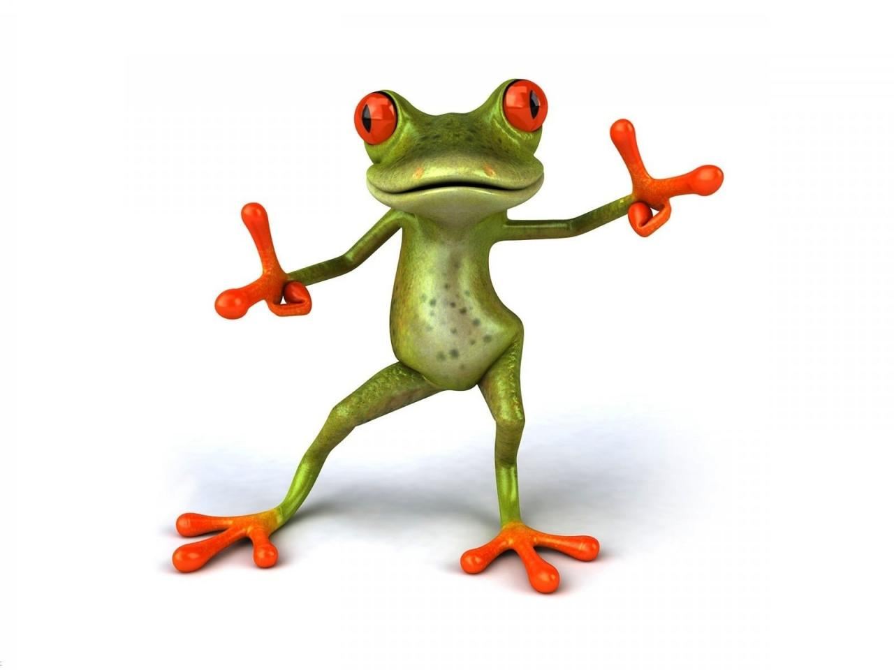 Images of cute frogs clipart best - Frog cartoon wallpaper ...