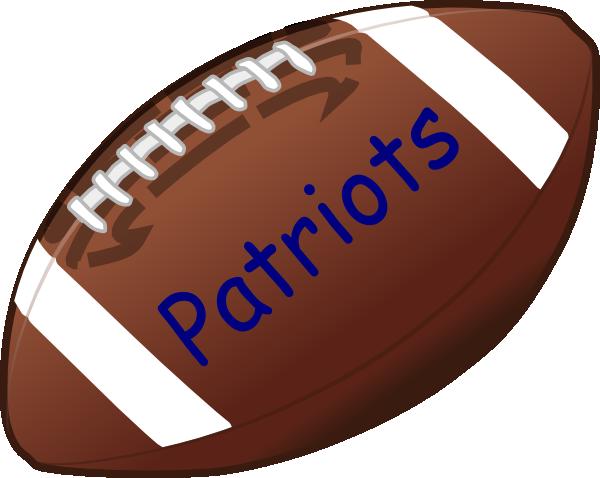 Football Clipart Vector Free