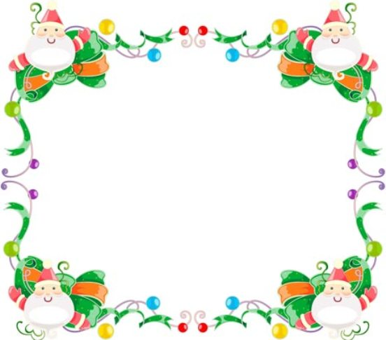 Christmas Borders And Frames - ClipArt Best
