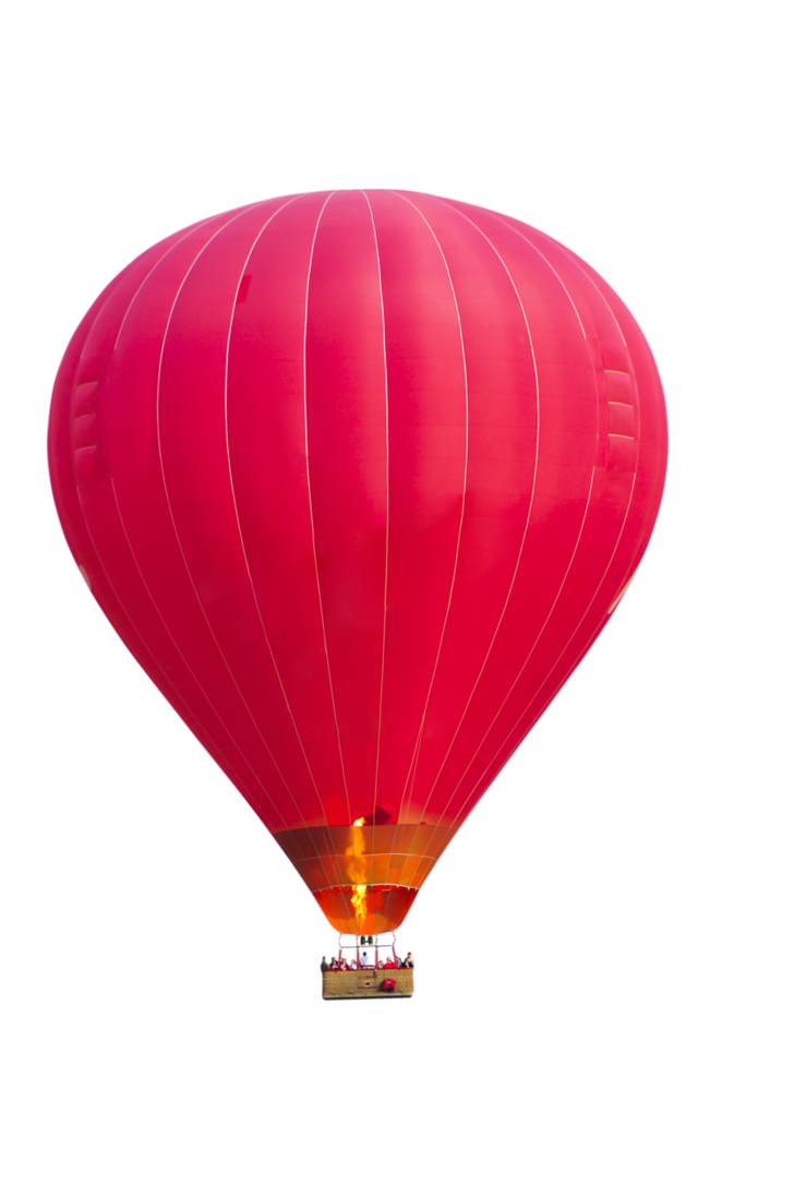 Hot Air Balloon Png - ClipArt Best