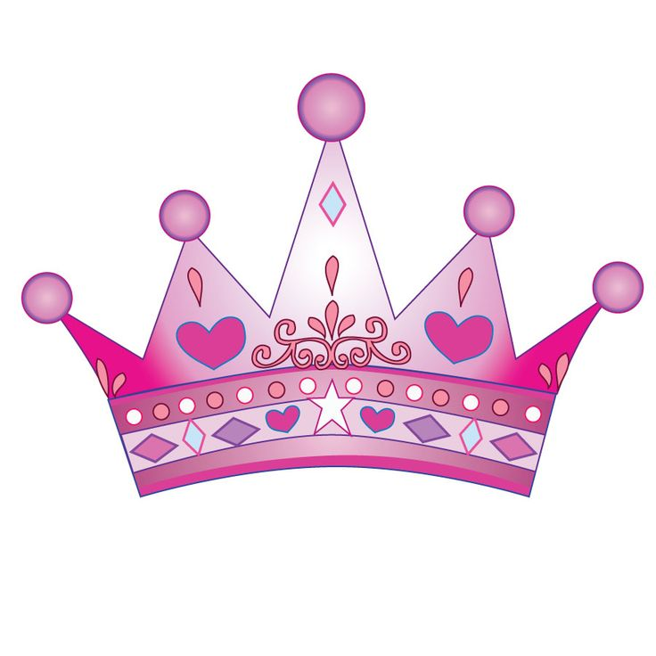 Princess Crown Vector - ClipArt Best
