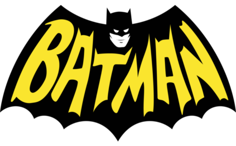 batman logo 1960