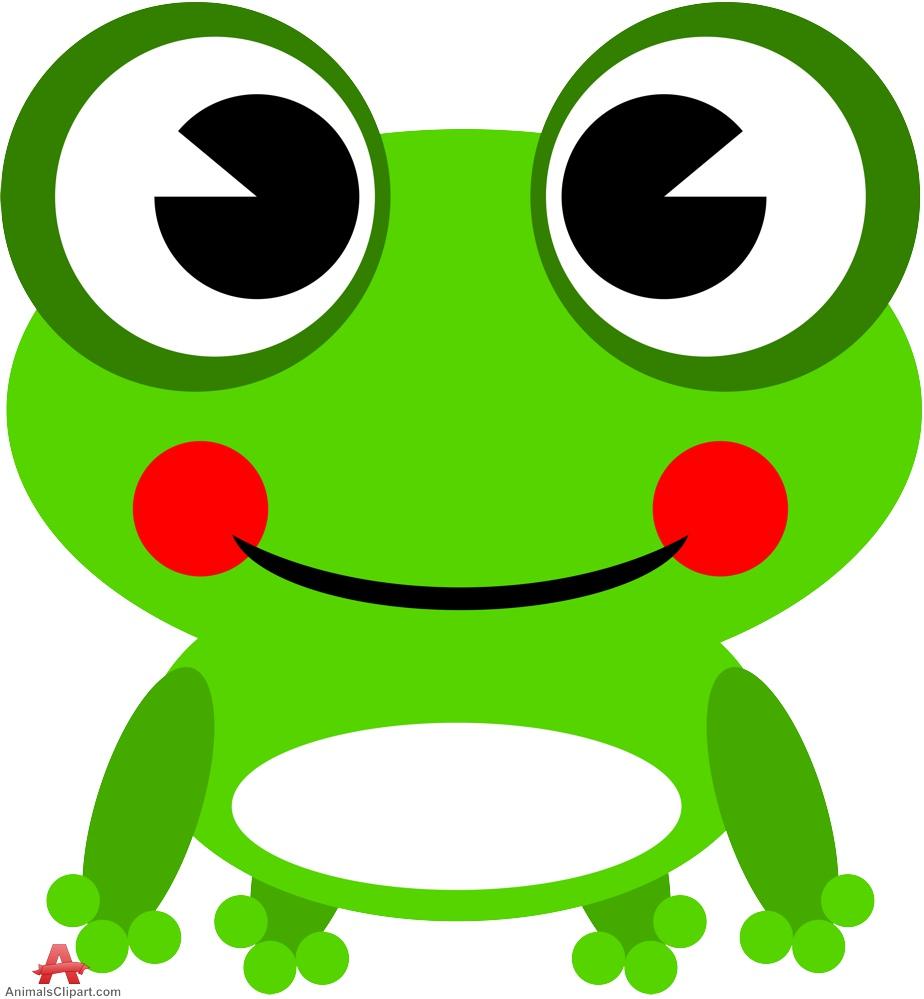 Green Frog Clip Art - ClipArt Best