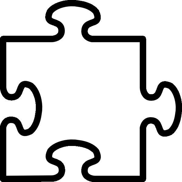 Jigsaw Pieces Template ClipArt Best – Puzzle Piece Template