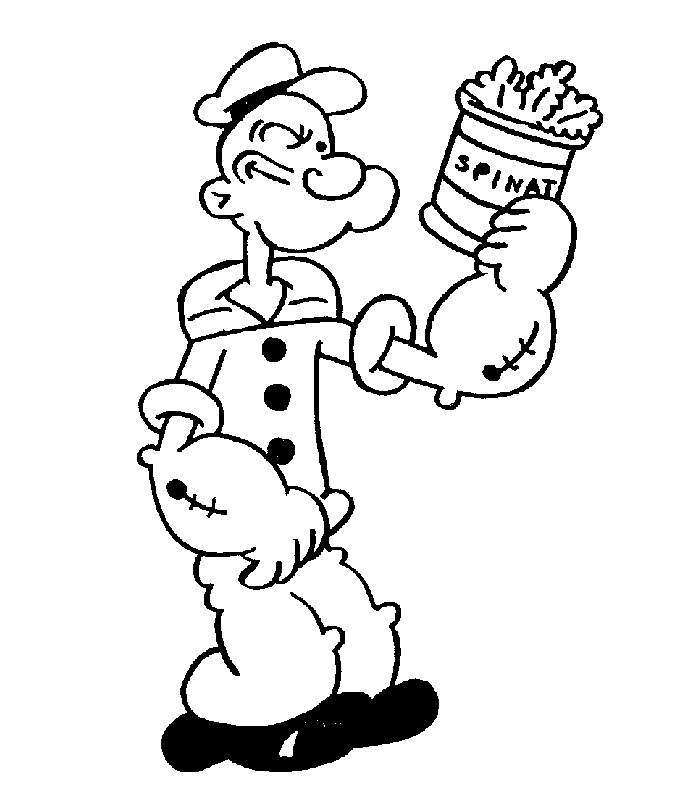 Free Popeye Clipart, Download Free Clip Art, Free Clip Art on Clipart  Library