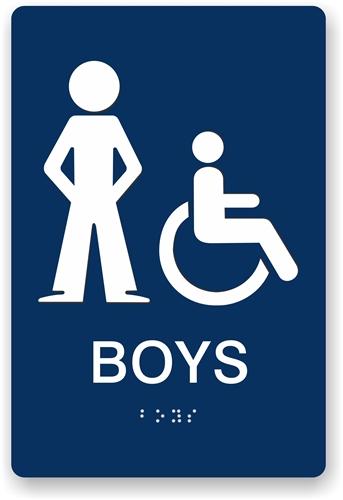 Boys Restroom Sighn ClipArt Best
