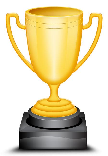 Car Show Trophy Clipart