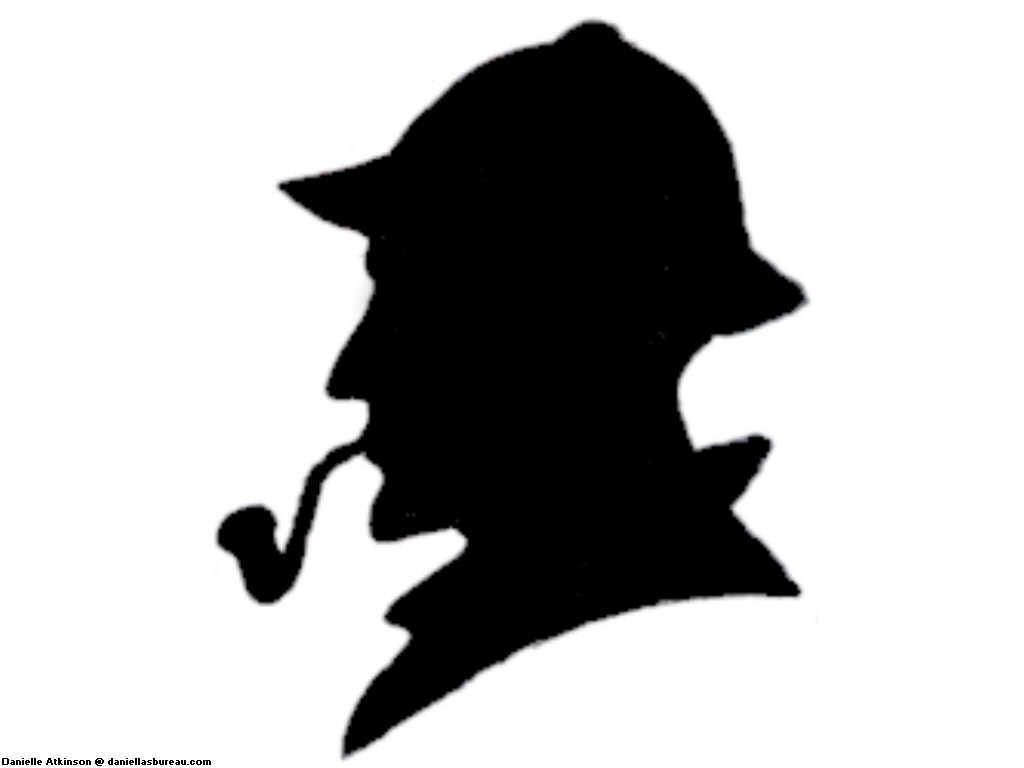 Sherlock AND Silhouette - ClipArt Best
