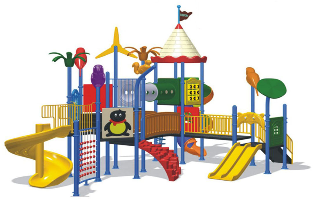 School Playground Equipment (BW-228B) - China Playground ...