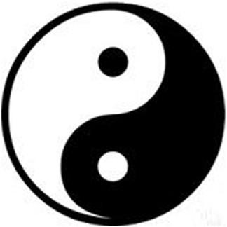 kung fu logo vector clipart best ying yang vector yin yang vector graphic