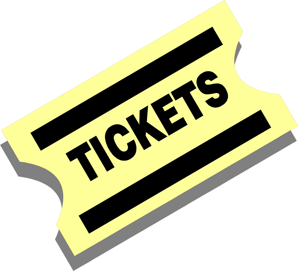 Movie Ticket Png - ClipArt Best