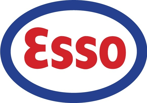 Esso logo Free vector in Adobe Illustrator ai ( .ai ) vector ...