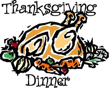 Thanksgiving Dinner Clip Art - ClipArt Best