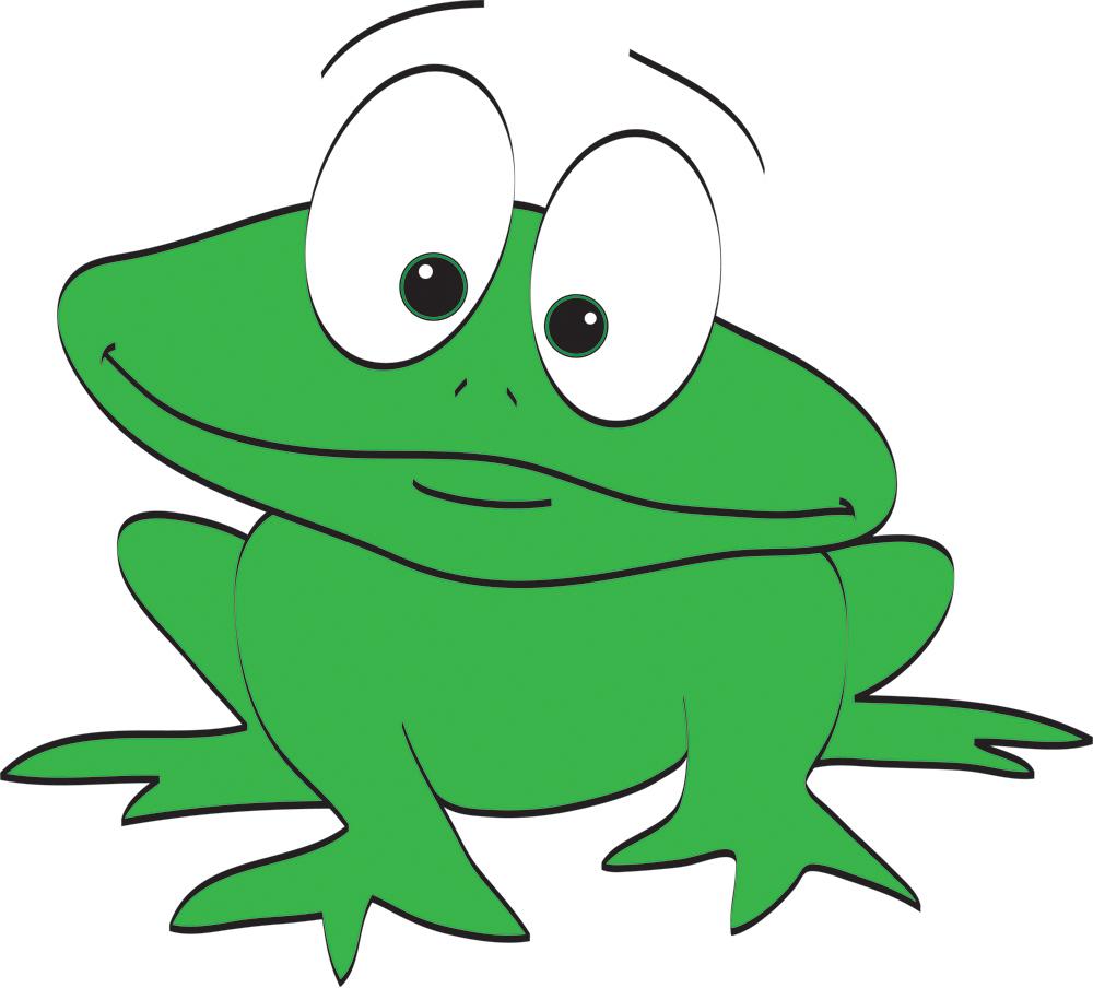Frog Cartoons - ClipArt Best