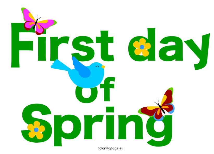 spring day clip art - photo #1