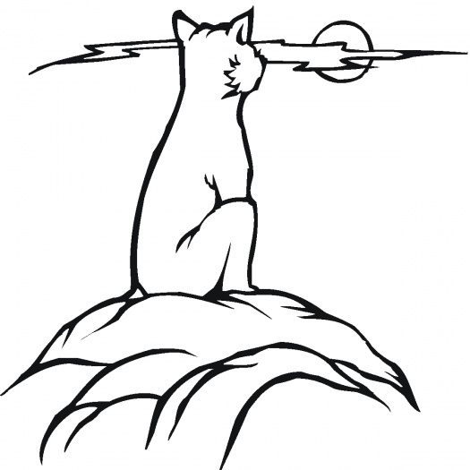 Wildcat Coloring Pages - ClipArt Best