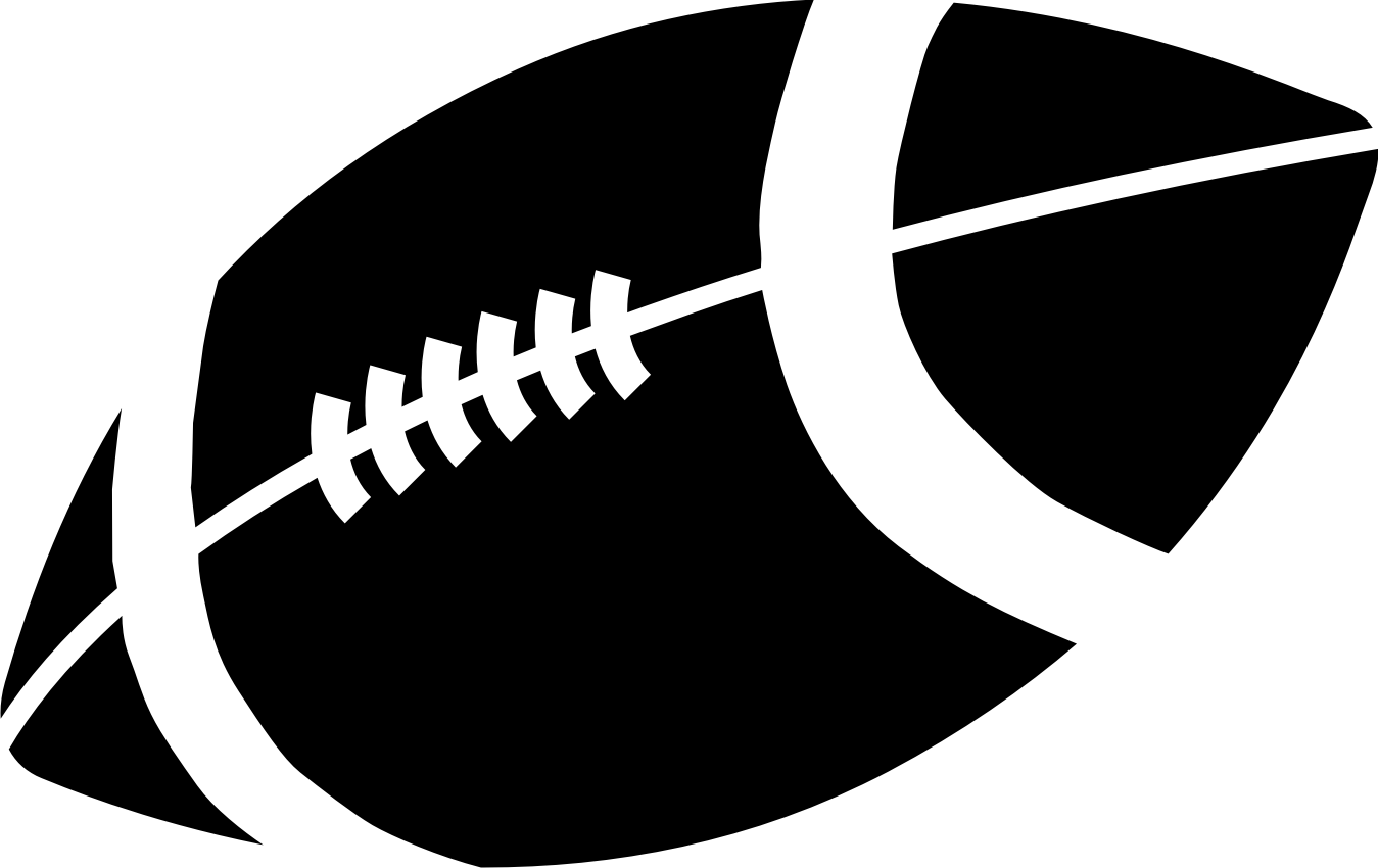 football clipart black and white free - photo #27
