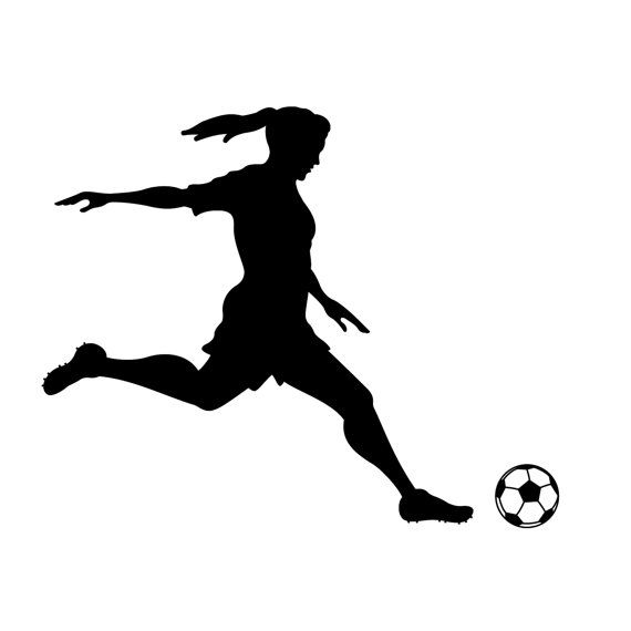 Girls Soccer Pictures - ClipArt Best