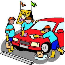Free Cartoon Car Wash Clipart