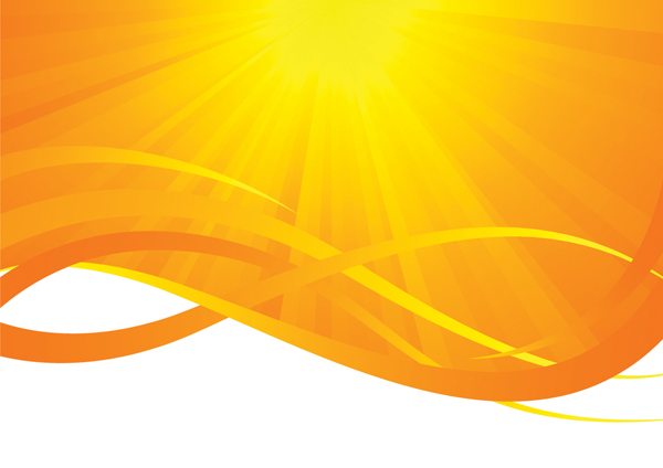 Sunshine background vector Free Vector - ClipArt Best - ClipArt Best