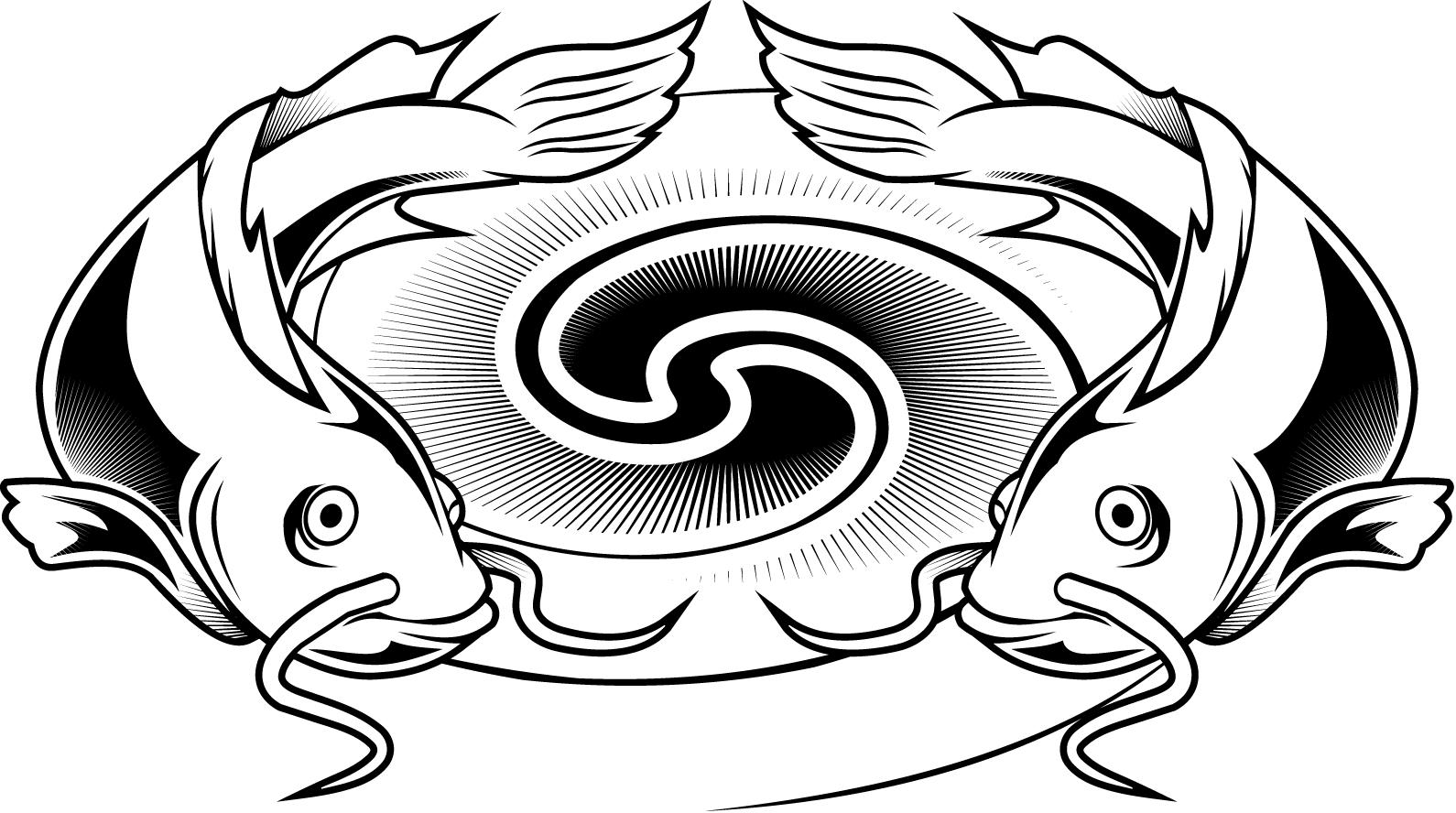 colouring-pages-of-a-catfish- ...