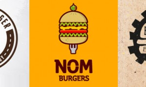 30 Burger Logo Designs That Will Motivate You | Naldz Graphics