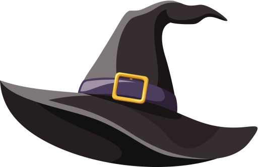 witch hat clipart - photo #50