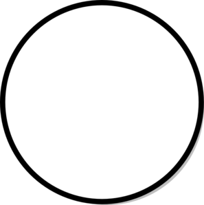 Circle Vector on circle design pattern