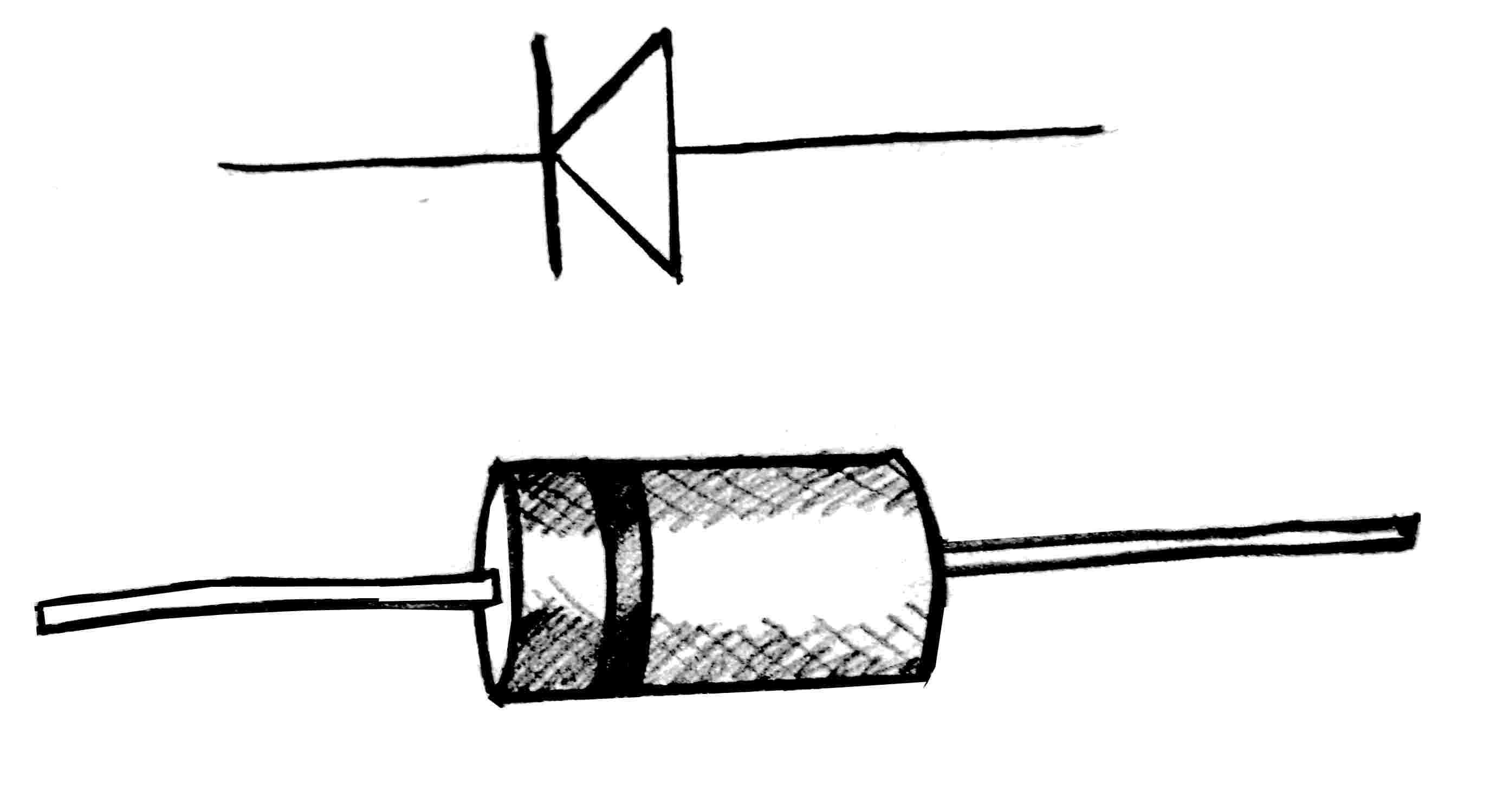 led and symbol