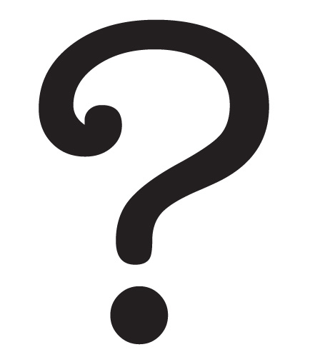 Dynamite image with regard to printable question mark