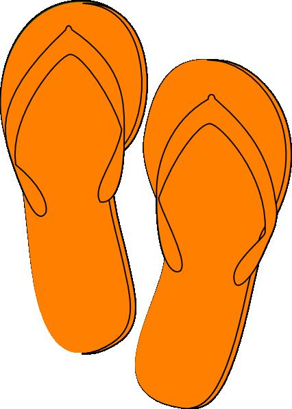 Summer Flip Flop Clip Art Pin flip flops clip art