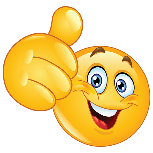 Thumbs Up Smiley Face - ClipArt Best