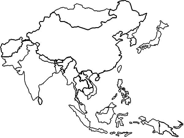 Similiar Map Of Europe And Asia Clip Art Keywords