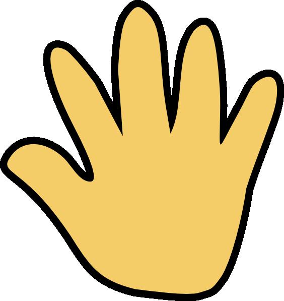 Cartoon Hand Waving Animation - ClipArt Best
