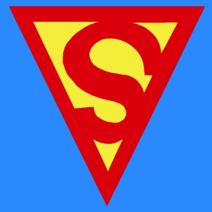 Superman Logo Generato...