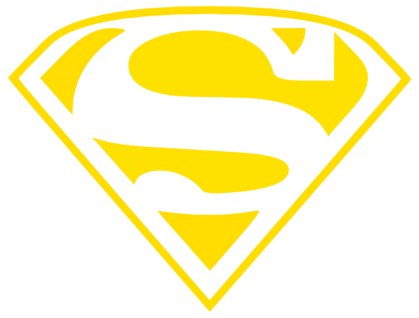 Best Superman Logo Clip Art #19414 - Clipartion.com