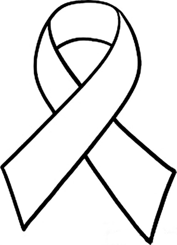 Autism Awareness Ribbon Clip Art Black And White - ClipArt Best