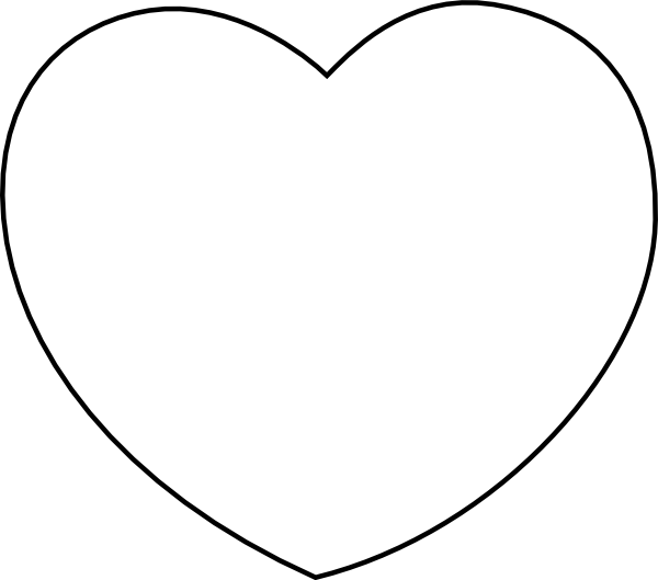 Heart Coloring Pages to Inspire Viewers | ColoringPagehub - ClipArt ...