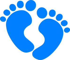 Free Clip Art Baby Feet Borders | Clipart Panda - Free Clipart Images