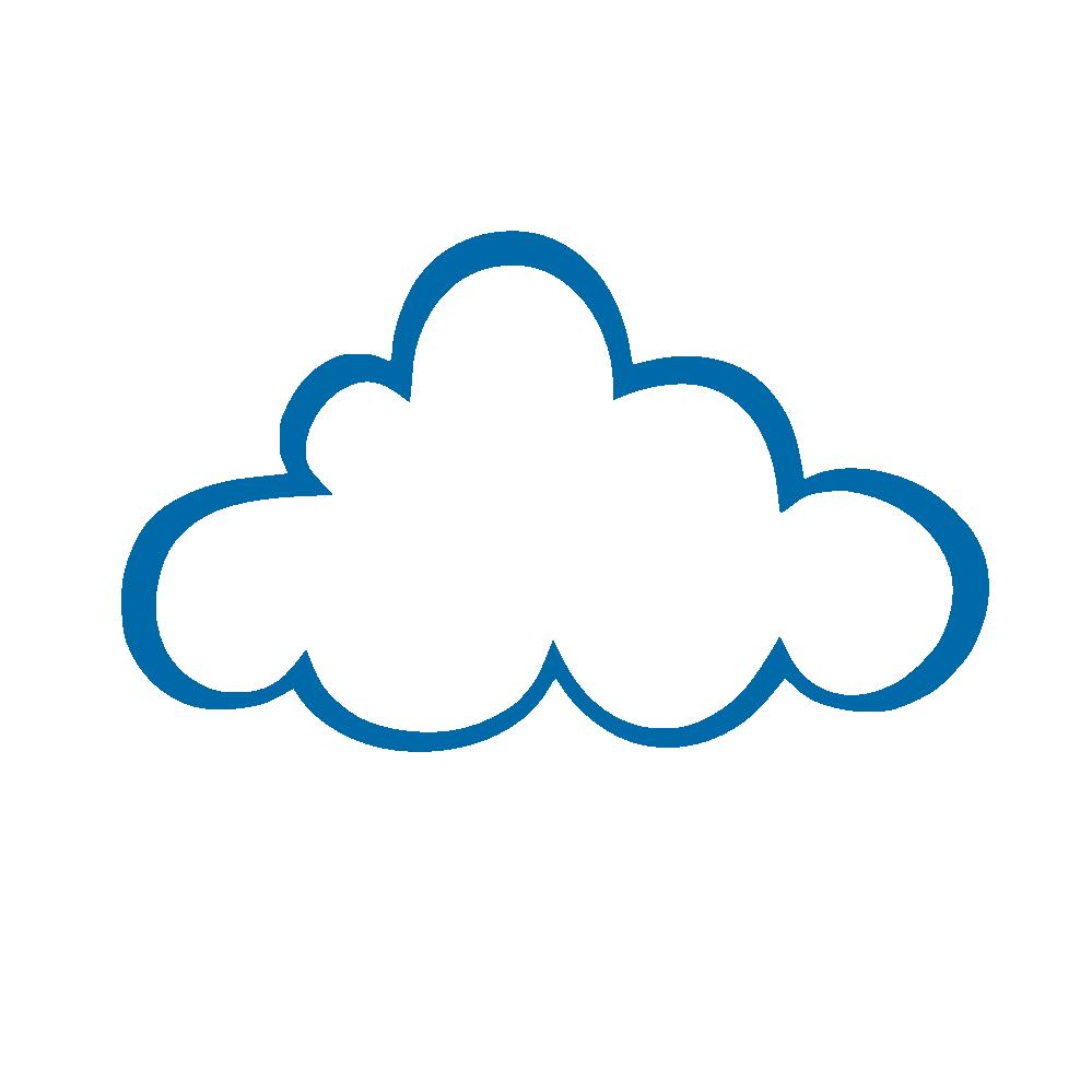Internet cloud vector ...