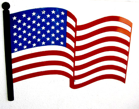 Image result for spangled banner clipart
